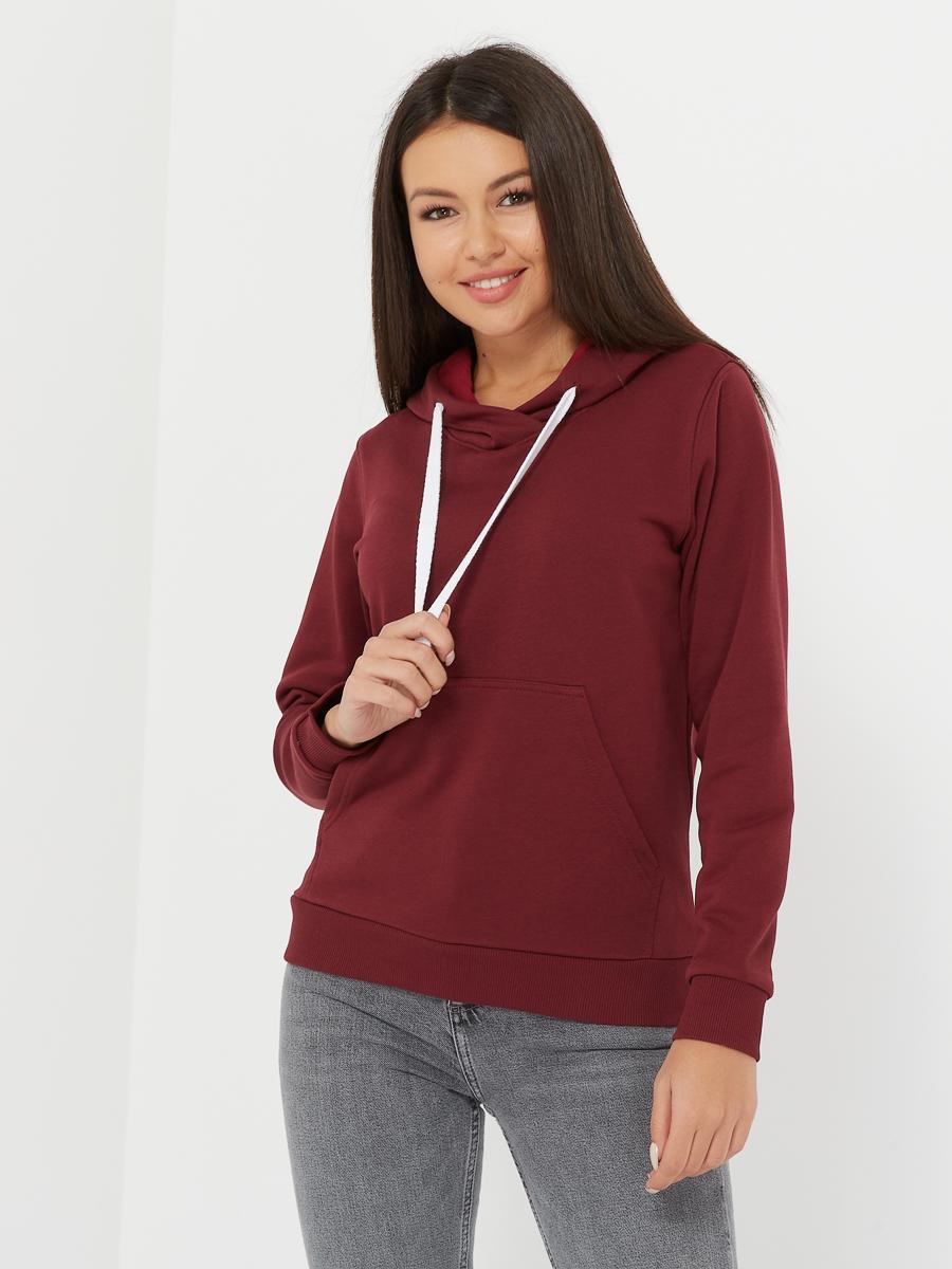 hoodie CLASSIC merlot