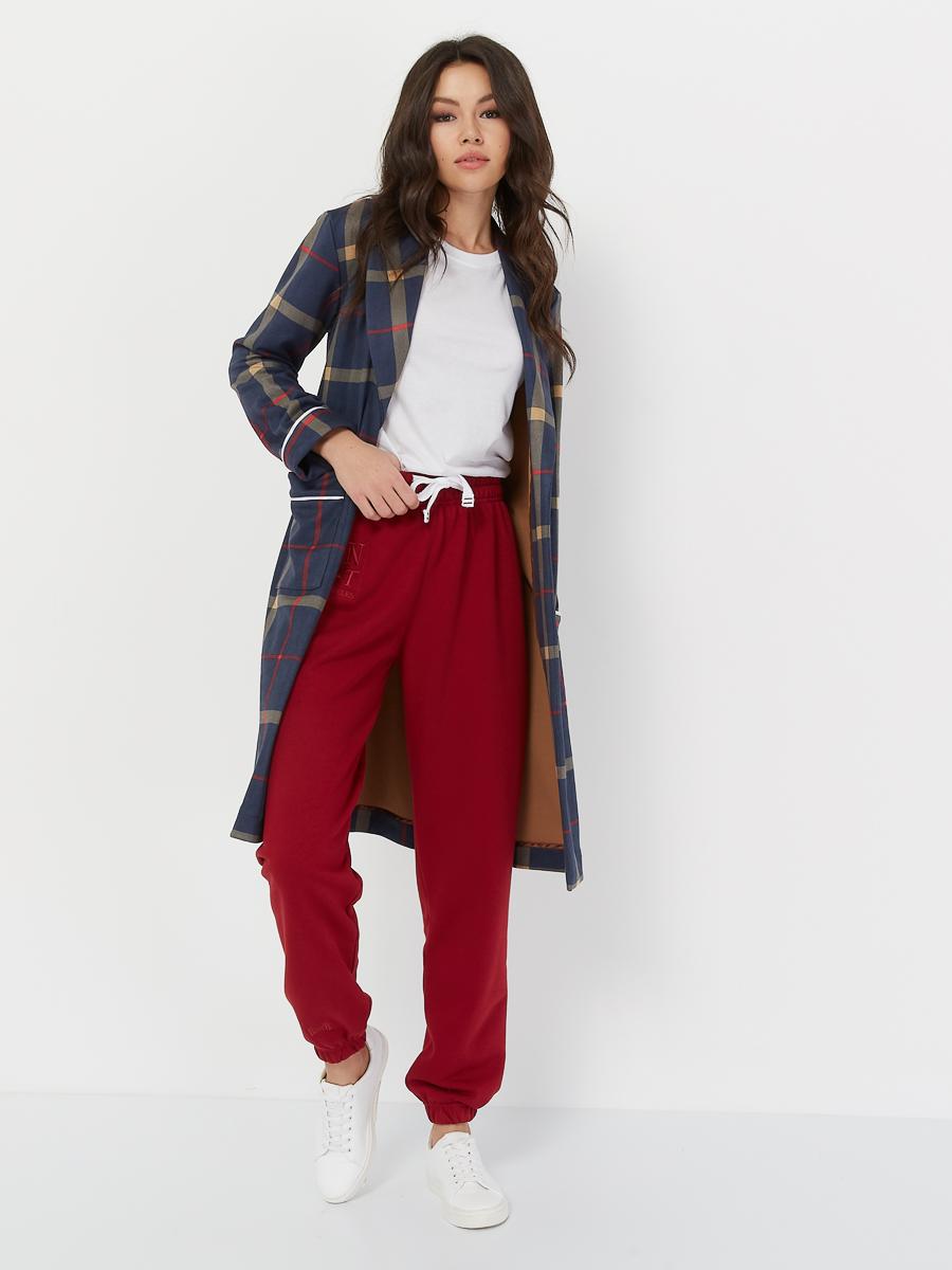 oversized pants MNFST cherry