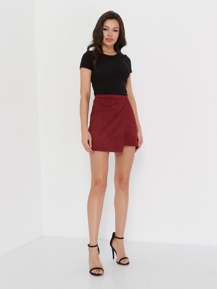 skirt cabernet