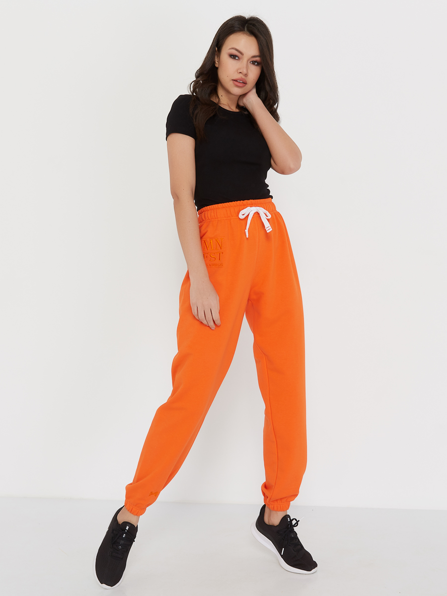 oversized pants MNFST orange peel