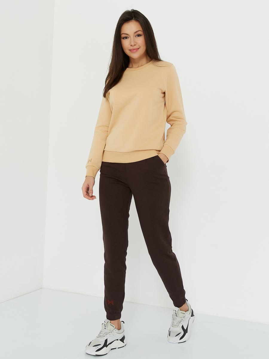 high waisted pants coffee