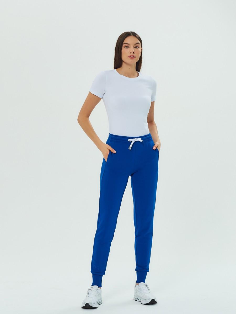 sweatpants FAME classic blue