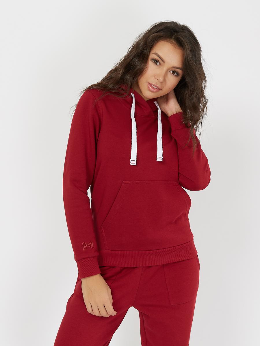 hoodie CLASSIC cherry